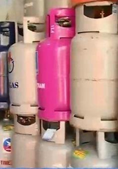 Từ 1/3, giá gas giảm 4.500 đồng/bình 12kg