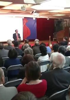 Đại sứ quán Việt Nam tại Pháp kỷ niệm ngày thống nhất đất nước
