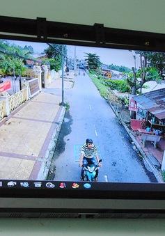 Đồng Tháp phát hiện nhiều vụ phạm pháp nhờ camera an ninh