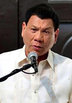 Tổng thống Philippines đề nghị tăng quy mô quân đội để chống phiến quân