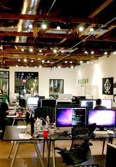 Chuỗi không gian làm việc chung hút doanh nghiệp ngoại