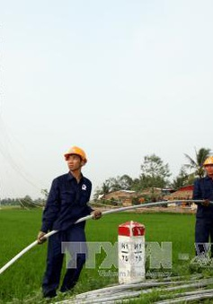 Khó khăn về mặt bằng dự án cấp điện cho Hà Nội