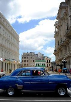 Cuba đặt mục tiêu đón 4,2 triệu lượt du khách quốc tế trong năm 2017
