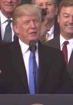 Quốc hội Mỹ thông qua dự luật cắt giảm thuế kỷ lục