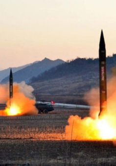 Hạ viện Mỹ thông qua dự luật trừng phạt Triều Tiên