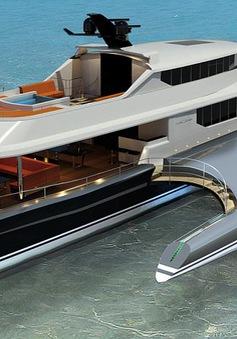 Siêu du thuyền tương lai của những tỷ phú