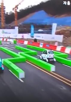 Cuộc đua thử nghiệm xe không người lái