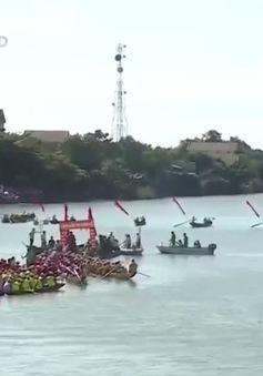 Lễ hội đua thuyền truyền thống huyện Lệ Thủy, Quảng Bình