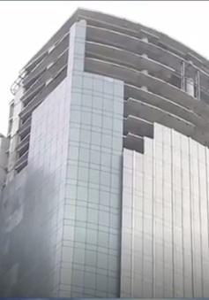 Tòa nhà Saigon One Tower bị  tịch thu để xử lý nợ xấu