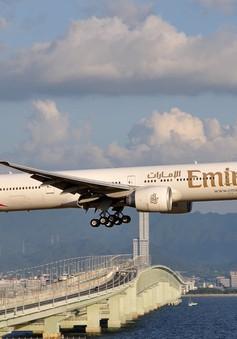 Emirates cắt giảm chuyến bay đến Mỹ do lệnh cấm thiết bị điện tử