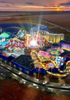 Công viên giải trí - Thỏi nam châm hút khách tới Dubai