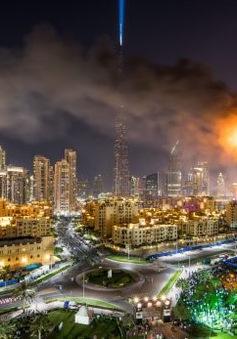 Lại xảy ra cháy tại Dubai