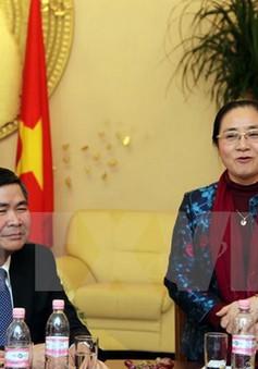 Hội LHPN Việt Nam đánh giá cao vai trò phụ nữ Việt tại Đức
