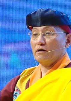 Đức Pháp Vương Drukpa: Hạnh phúc là một con đường