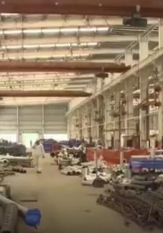Bộ Công Thương đồng ý cho phá sản Nhà máy đóng tàu Dung Quất