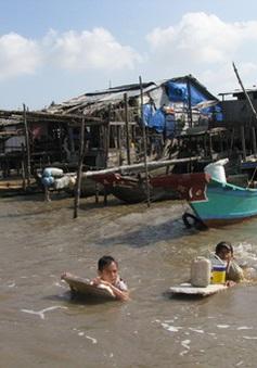 Mỗi năm có khoảng 2.800 trẻ tử vong do đuối nước