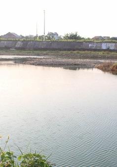 Nghệ An: Hai chị em bị đuối nước ở đập đang thi công