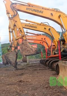 Khởi công xây dựng đường tuần tra biên giới qua tỉnh Đắk Lắk – Đắk Nông