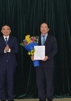 Bộ GTVT bổ nhiệm tân Chủ tịch HĐTV Tổng công ty Đường sắt