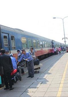 Ngành đường sắt tăng chuyến dịp Tết Nguyên đán