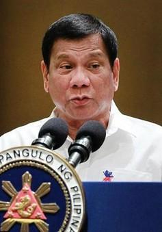 Tổng thống Duterte thừa nhận Mỹ cung cấp vũ khí cho Philippines