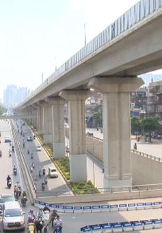 Khó chạy thử đường sắt Cát Linh - Hà Đông vào đầu tháng 10