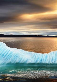Nghề thu hoạch... băng trôi tại Canada