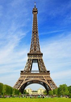 Pháp sẽ xây dựng lớp kính chống đạn bảo vệ Tháp Eiffel