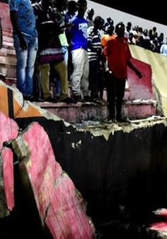 Senegal điều tra thảm kịch ở sân bóng khiến hàng chục người thương vong