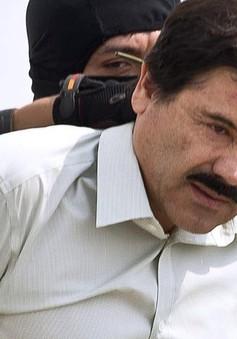 Cảnh sát chưa tiết lộ nhà tù giam giữ trùm ma túy El Chapo tại Mỹ