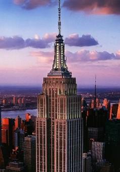 Tòa nhà Empire State: Địa chỉ nổi tiếng gắn liền với thể thao
