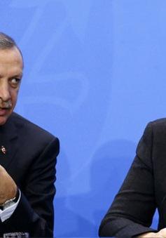 Nguy cơ leo thang căng thẳng ngoại giao giữa Đức và Thổ Nhĩ Kỳ