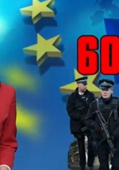 Khủng bố một lần nữa thách thức Liên minh châu Âu
