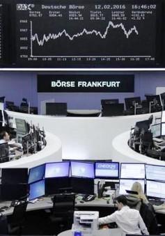 Chứng khoán châu Âu giảm điểm mạnh
