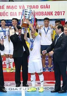 CLB Thái Sơn Nam vô địch Cúp Quốc gia Futsal 2017