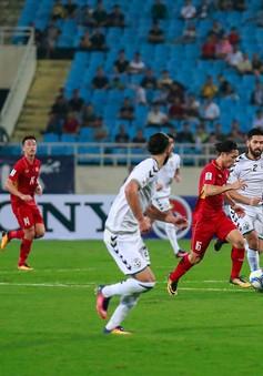 Chia điểm với ĐT Afghanistan, ĐT Việt Nam chính thức góp mặt tại VCK Asian Cup 2019