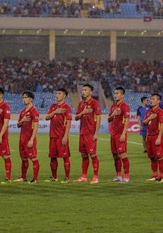 Công bố danh sách tập trung ĐT Việt Nam chuẩn bị thi đấu với ĐT Afghanistan