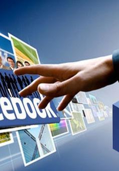 Đề xuất thu thuế người nổi tiếng quảng bá sản phẩm trên Facebook