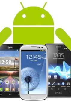 Gần 90% smartphone bán ra trong quý II/2017 chạy hệ điều hành Android