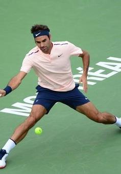 Rogers Cup 2017: Vượt qua David Ferrer, Roger Federer giành quyền vào tứ kết