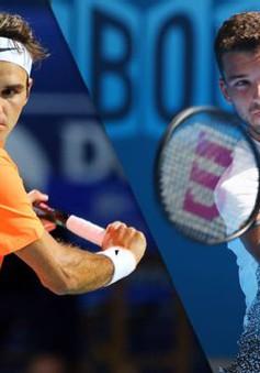 Vòng 4 giải quần vợt Wimbledon 2017: Chờ đợi những điều thú vị ở cuộc so tài Federer - Dimitrov