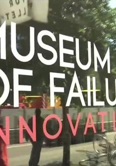 Bảo tàng của những phát minh thất bại chưa từng được công bố