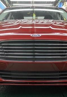 Ford chi hàng trăm triệu USD khắc phục các lỗi kỹ thuật