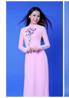 Phạm Hương cùng dàn Hoa hậu khoe sắc với áo dài