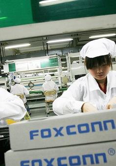 Chứng khoán Đài Loan (Trung Quốc) chao đảo vì iPhone 8