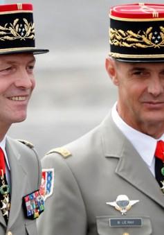 Tổng thống Pháp bổ nhiệm tân Tổng tham mưu trưởng mới