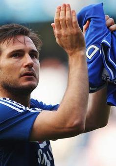 Frank Lampard tuyên bố giải nghệ ở tuổi 38