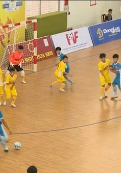 Khai mạc giải bóng đá futsal trẻ em có hoàn cảnh đặc biệt lần thứ 18 - 2017