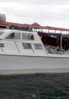 Malaysia: Giải cứu thành công 25 hành khách vụ chìm thuyền du lịch