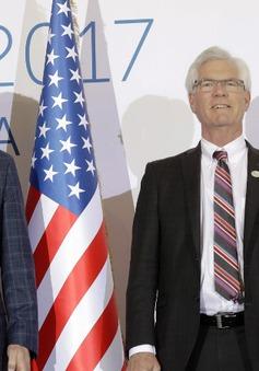 Hội nghị G7 không ra được tuyên bố chung về biến đổi khí hậu